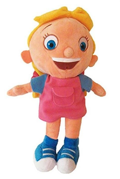 Hobimoda Little Einsteins Annie Peluş Oyuncak 28 Cm Renkli